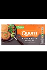 Quorn Hamburgesas Especiadas (Hot & Spicy), 264g  ❄️❄️❄️