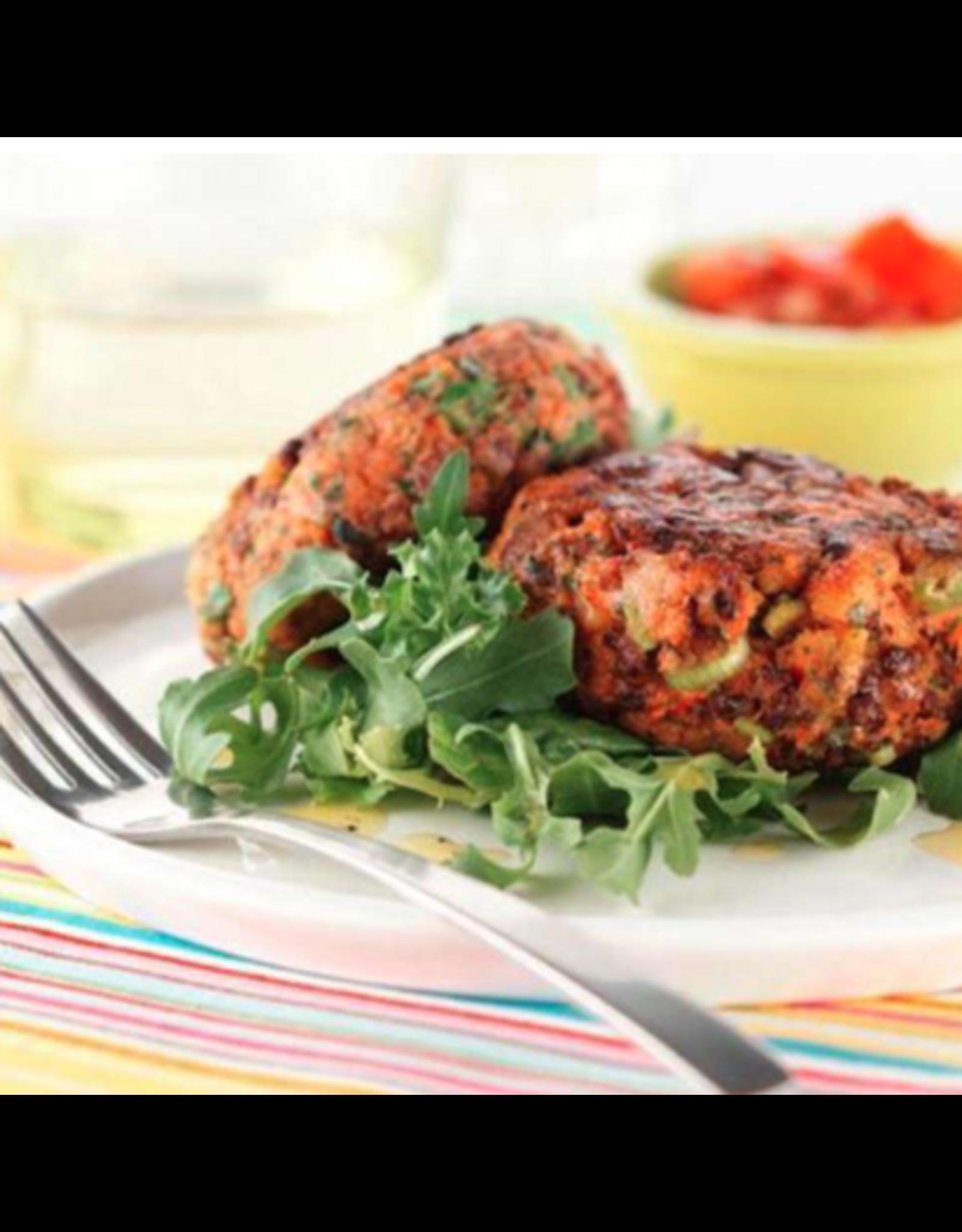 Quorn Scharfe Burger (scharf & pikant), 264g  ❄️❄️❄️