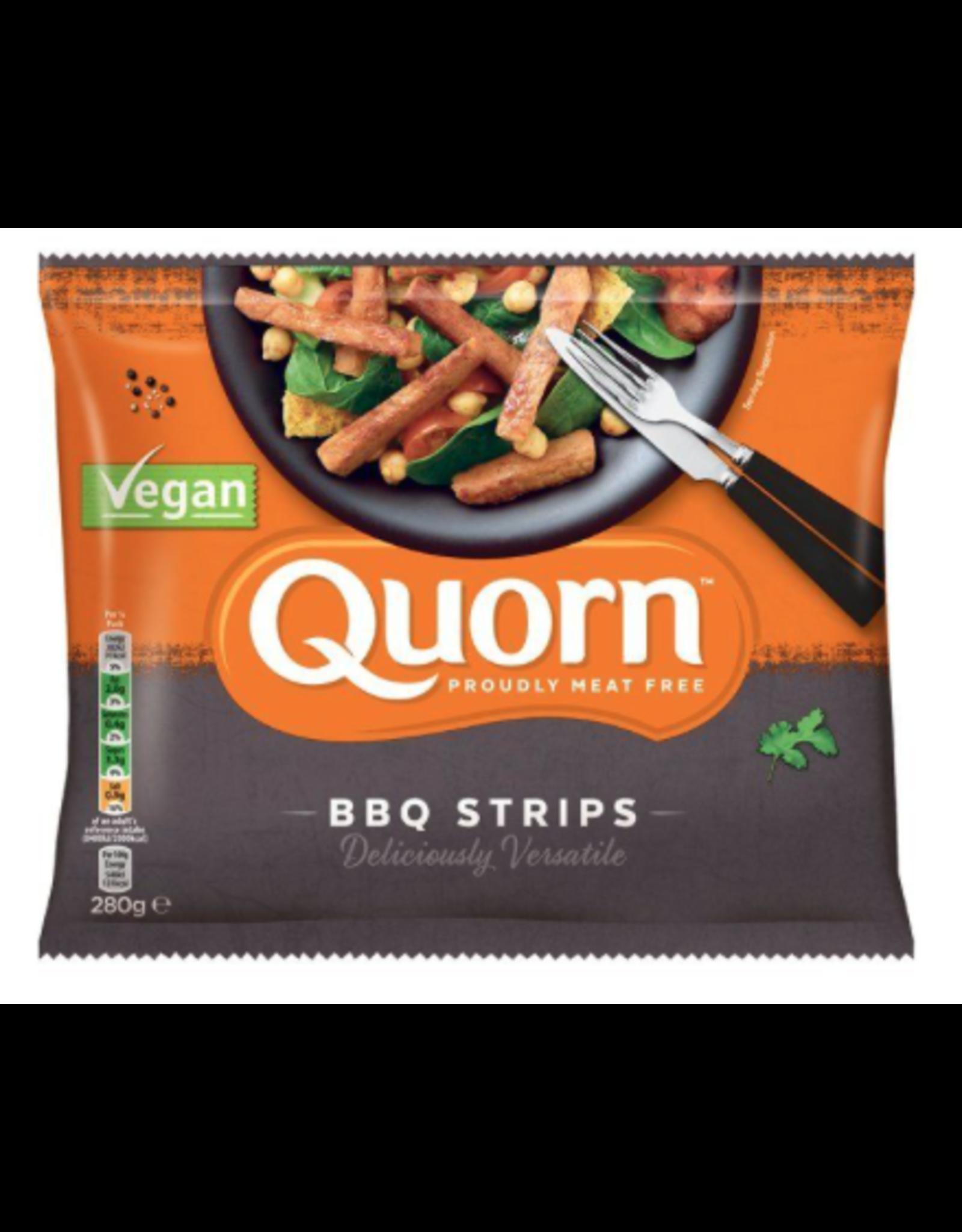 Quorn Vegane BBQ-Streifen, 280g  ❄️❄️❄️