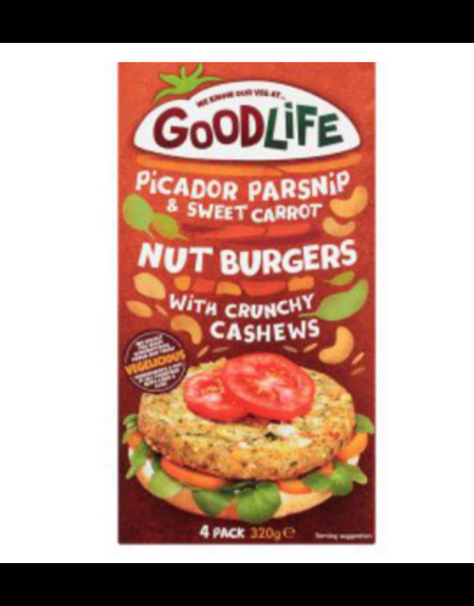 Goodlife Cashew-Burger, 320g ❄️❄️❄️