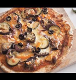 One Planet Pizza Pizza Mediterranea, 455g ❄️❄️❄️