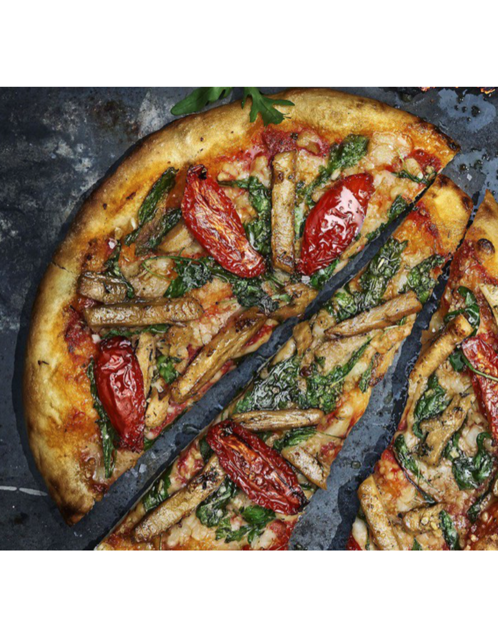 OUMPH! Pizza Grilled-Style, 400g ❄️❄️❄️