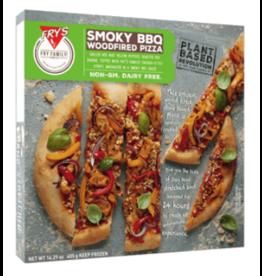 Frys Family Pizza Estilo BBQ Ahumado, 405g ❄️❄️❄️