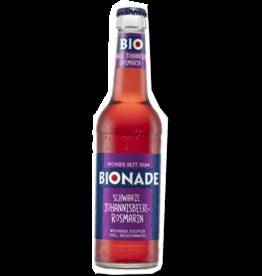 BIONADE Grosella negra y romero, 330ml