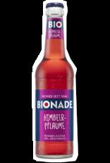 BIONADE Frambuesa -Ciruela, 330ml