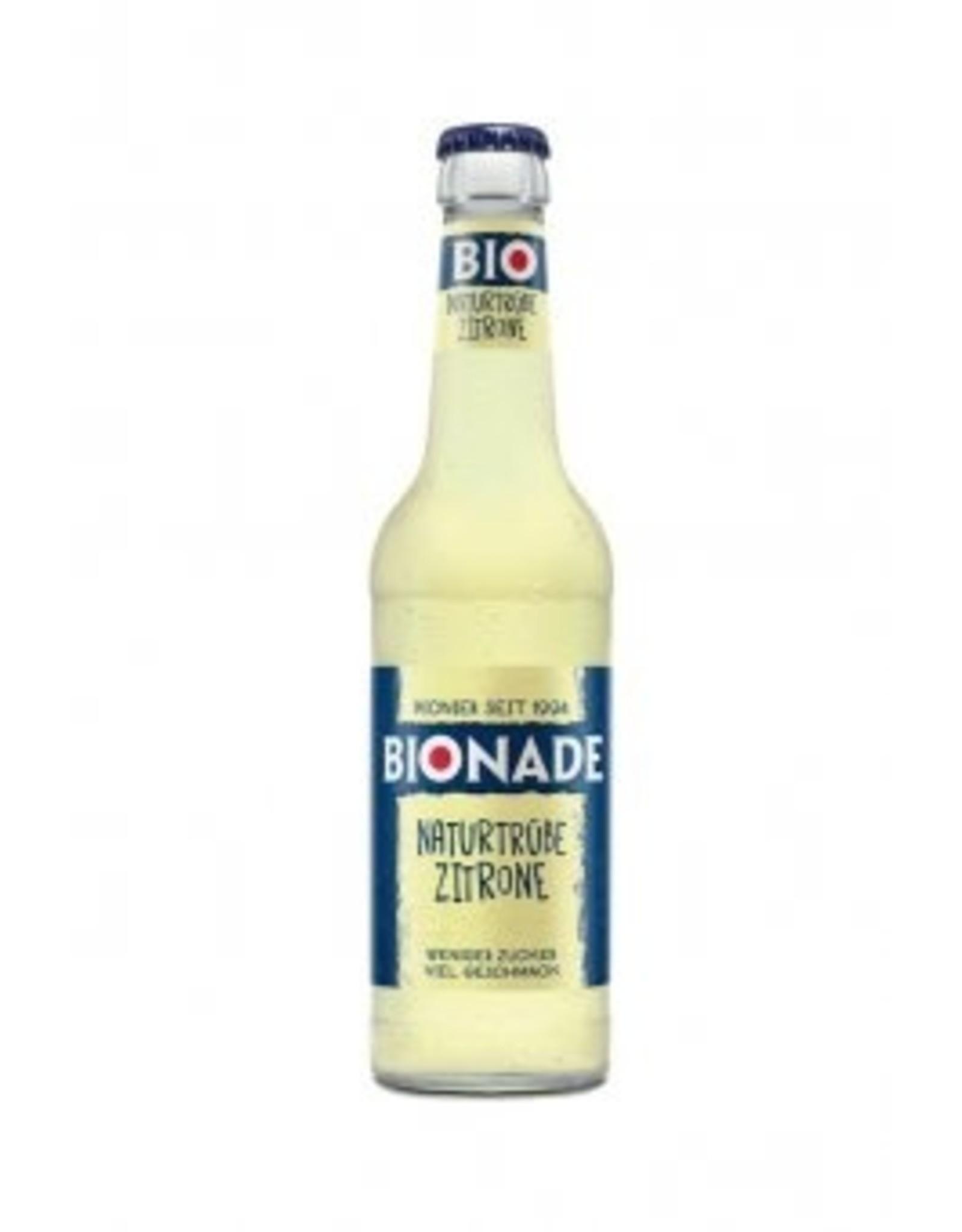 BIONADE Zitrone-Bergamotte, 330ml
