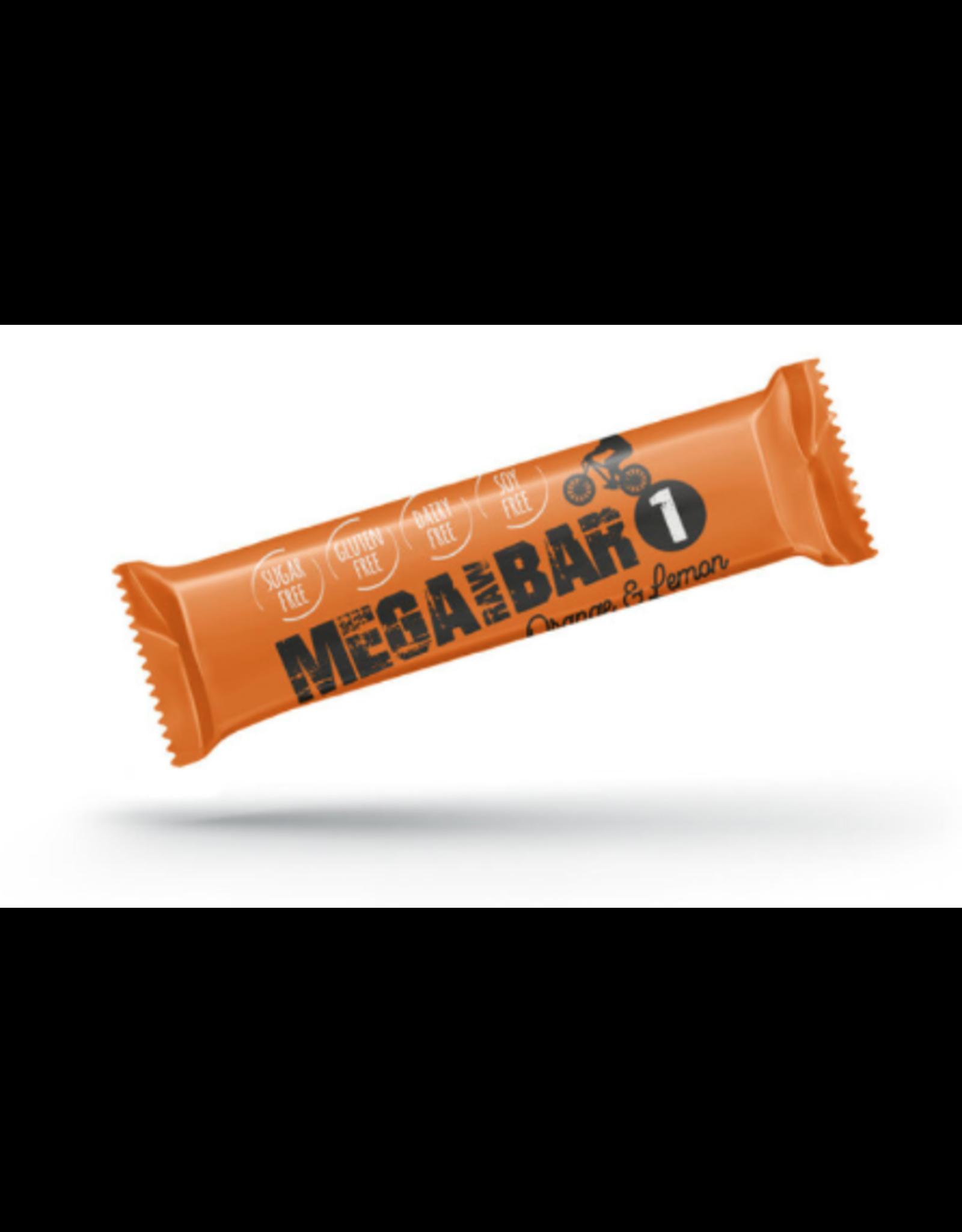 MEGARAWBAR 1, 2xPACK, 2x12 x 40g