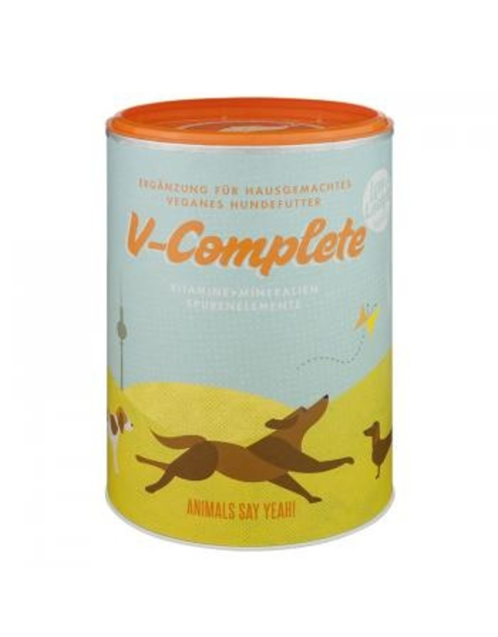 Vegan4Dogs V-Completo 280/650  Suplemento alimenticio, 280/650g