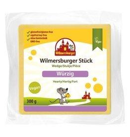 Wilmersburger würzig am Stück, 300g