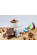 VEGO Whole Hazelnut Chocolate Bar 150g BIO