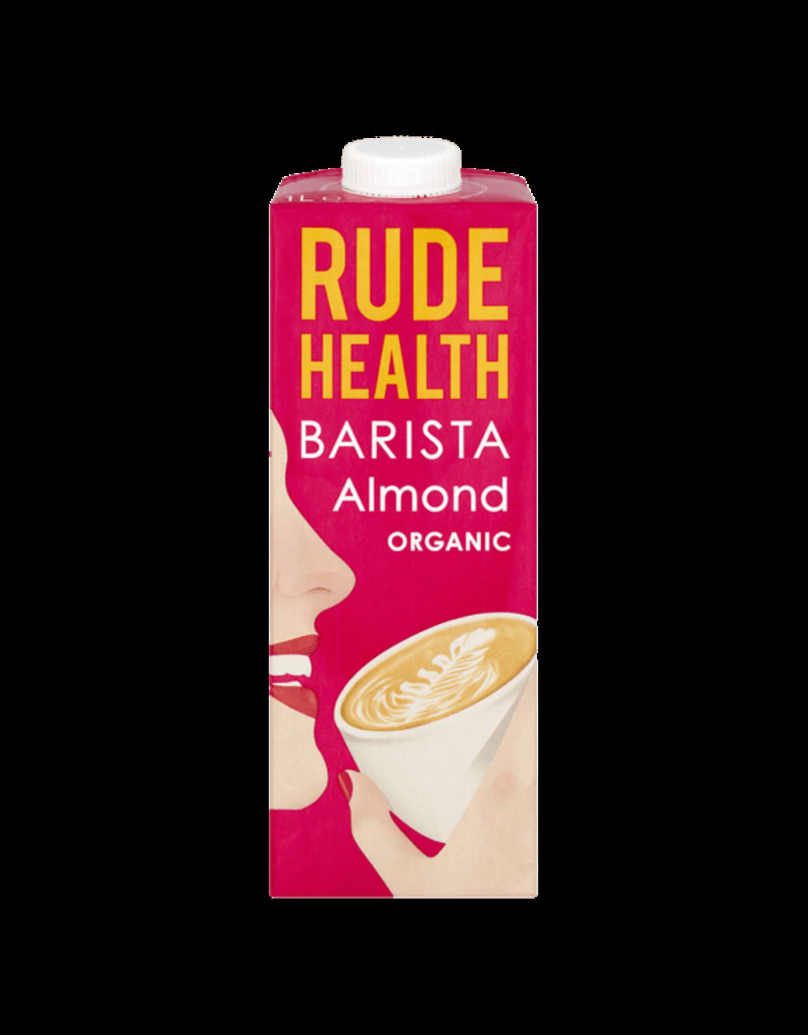 Rude Health BARISTA ALMENDRA, 1000ml