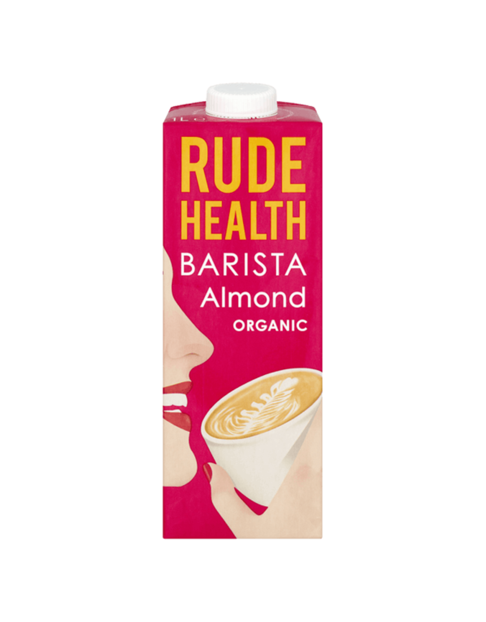 Rude Health BARISTA MANDEL, 1000ml