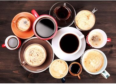 Café, té, infusiones y cacao