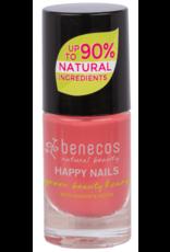 benecos NAIL POLISH flamingo - 8 FREE, 5ml