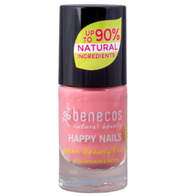 benecos NAIL POLISH bubble gum - 8 FREE, 5ml