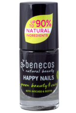 benecos NAIL POLISH licorice - 8 FREE, 5ml