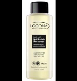 Logona Natural Nail Polish Remover 100ml