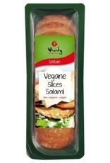 WHEATY Veganslices 'Salami' 100g