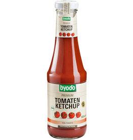 Byodo Ketchup de tomate 500 ml.