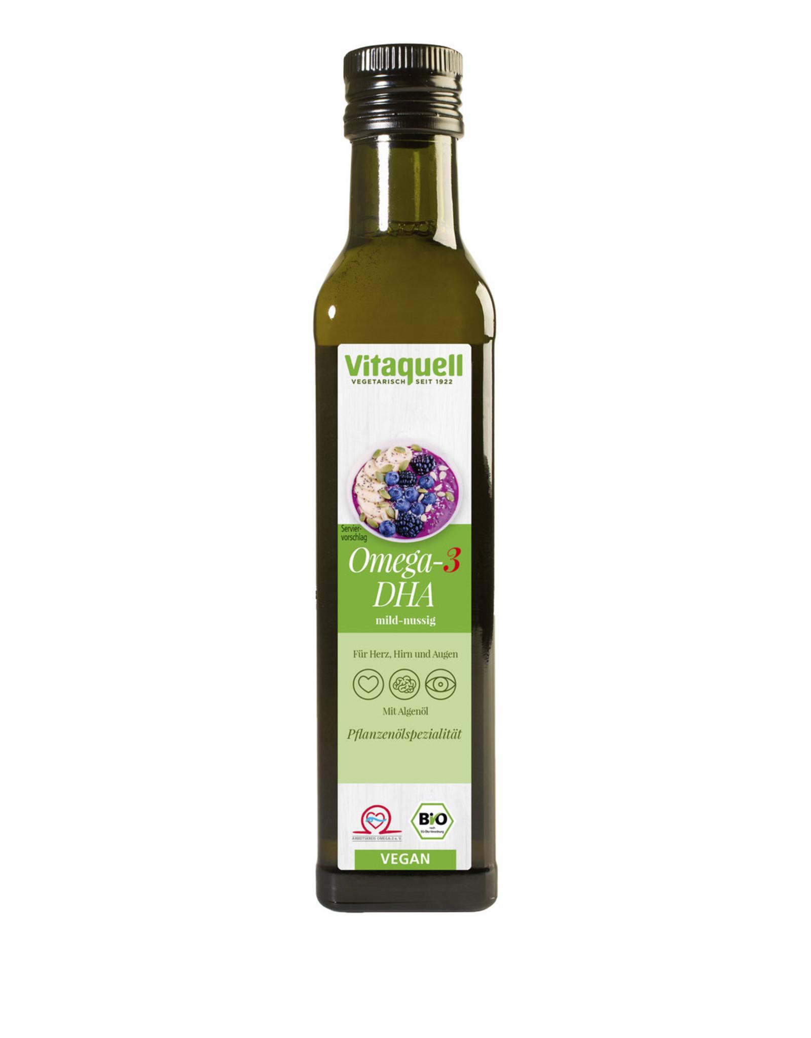 Vitaquell Omega 3-DHA Öl 250ml