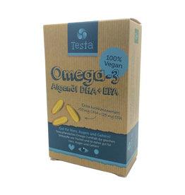 TESTA OMEGA-3 DHA + EPA, 45 KAPSELN
