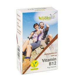 Bjökovit VITAMINA B12, 60 CÁPSULAS