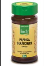 Brecht Paprika geräuchert im Glas 40g