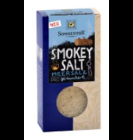 Sonnentor Smokey Salt geräuchertes Meersalz 150g
