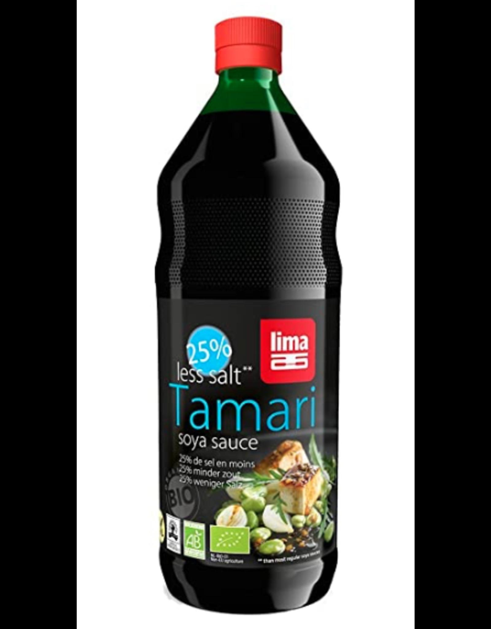 Lima Tamari 25% menos sal, 1000ml