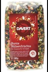 Davert  Variado de legumbres 500g