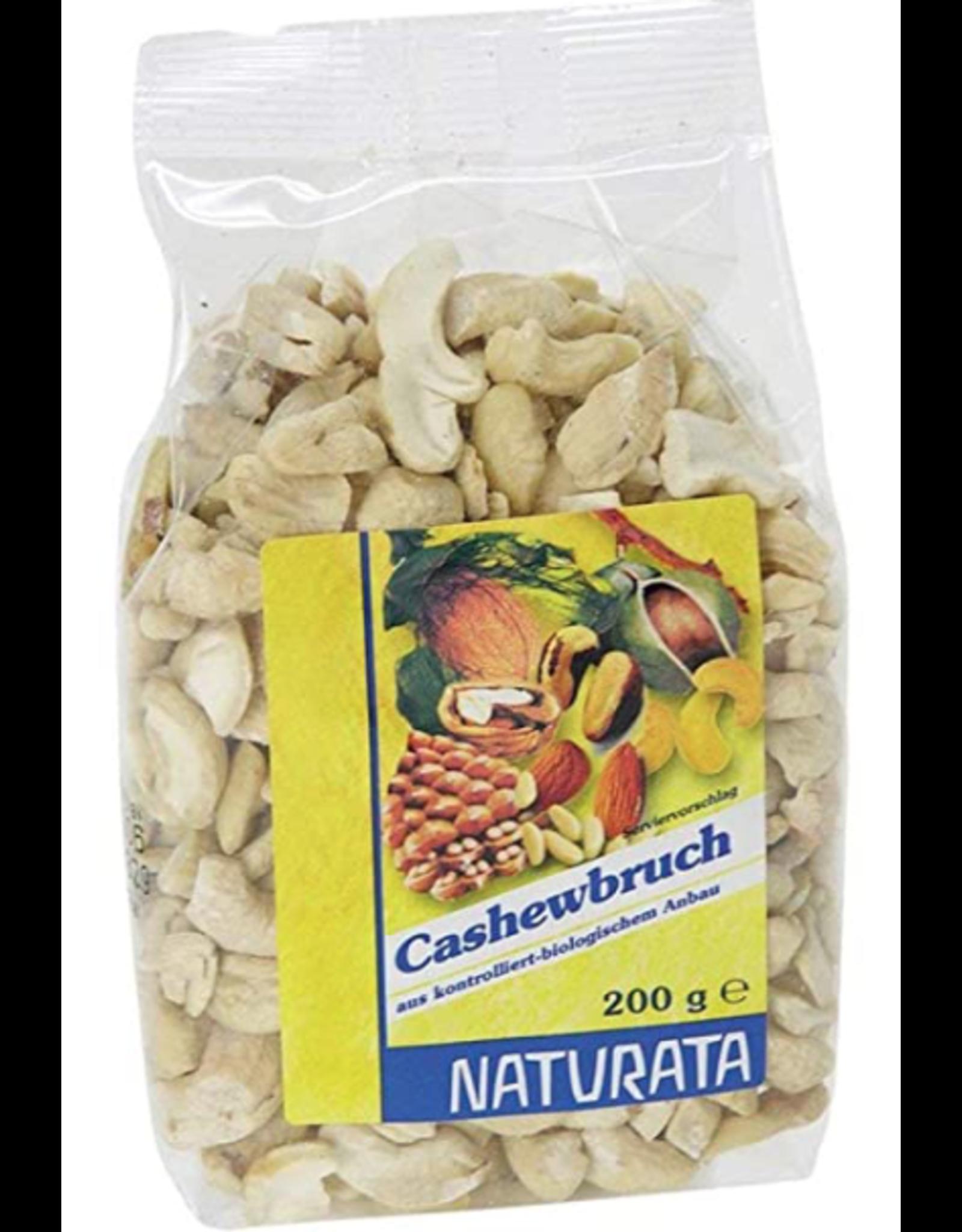 NATURATA Cashewkerne großer Bruch 200g