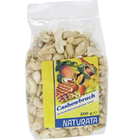 NATURATA Anacardos, rotos 200g