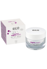 eco cosmetics Nachtcreme OPC, Q10 & Hyaluron 50ml