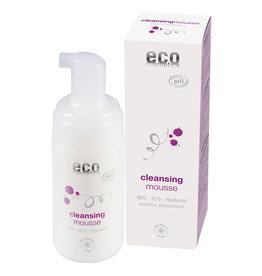 eco cosmetics Reinigungsschaum OPC, Q10 & Hyaluron 100ml