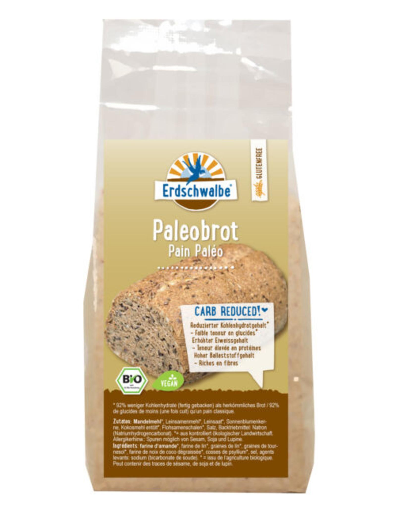 Erdschwalbe Paleo Brot Backmischung 300g