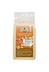 Erdschwalbe Low Carb Flammkuchen/Pizzateig Mehlmischung 150g