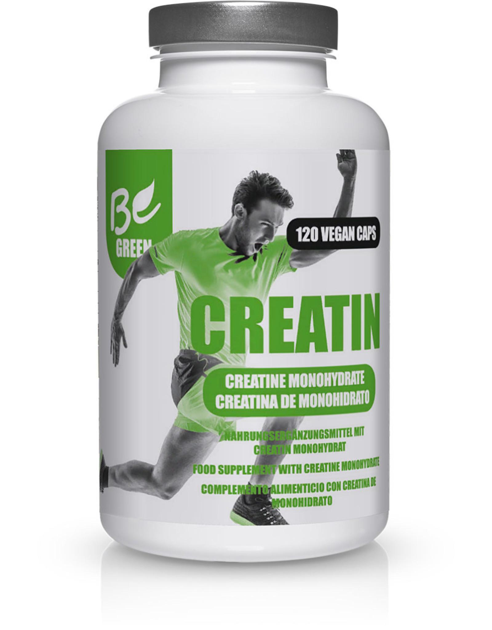 BE GREEN CREATIN KAPSELN, 125,2G