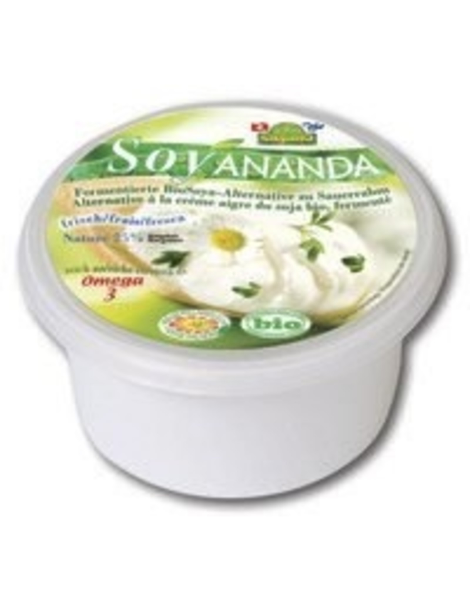 Soyana Soya-Alternative zu Sauerrahm 200g
