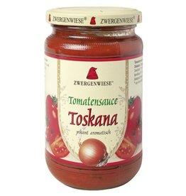 ZWERGENWIESE Tomatensauce Toskana 340ml
