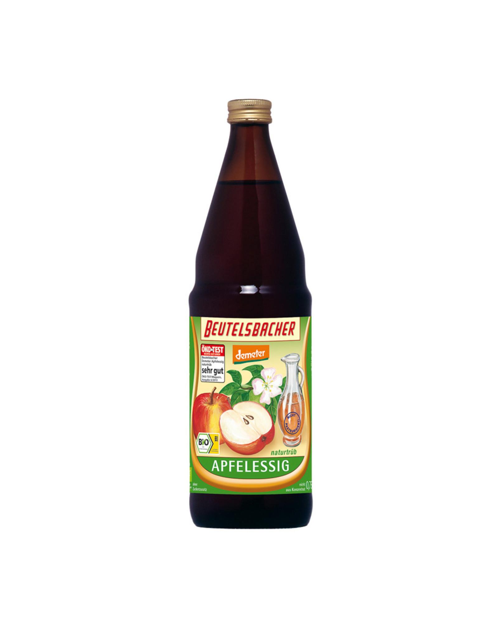 Beutelsbacher Apfelessig naturtrüb demeter 750ml