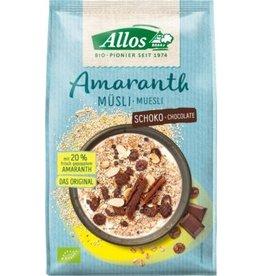 Allos Cereal de chocolate con amaranto 375g