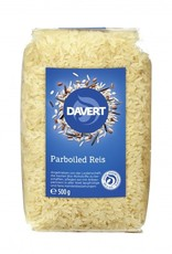 Davert  Parboiled Reis Langkorn weiß 500g