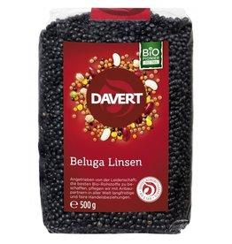 Davert  Beluga Linsen schwarz 500g