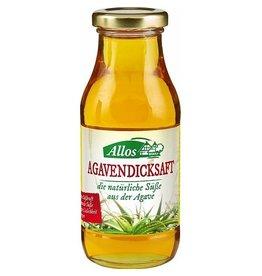 Allos Jarabe de agave en vaso 250 ml