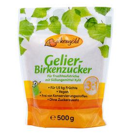 Birkengold Azúcar de abedul gelificante 500g