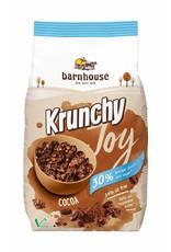 Barnhouse Krunchy Joy Cocoa 30% weniger Zucker 375g