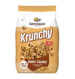 Barnhouse Krunchy avena Cluster 600g