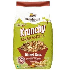 Barnhouse Krunchy Amaranto con nueces y espelta  375g