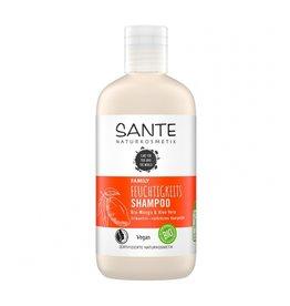 SANTE Champú familiar hidratante Mango y Aloe Vera orgánicos 250ml