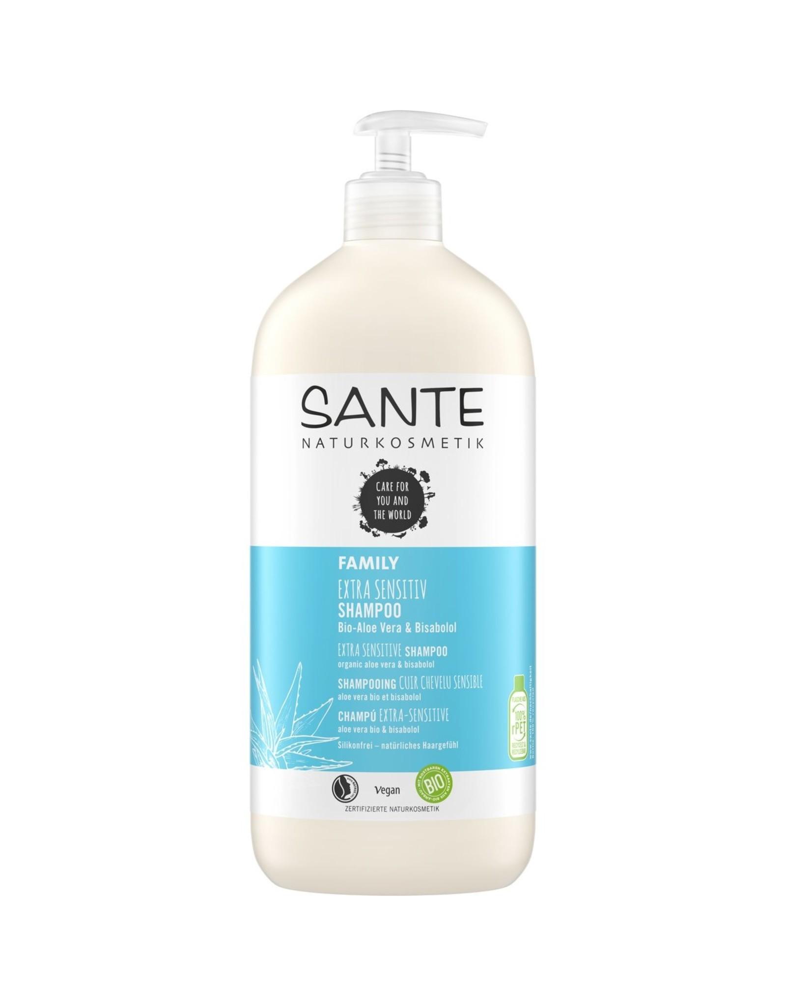 SANTE Family Extra Sensitiv Shampoo Bio-Aloe Vera & Bisabolol 950ml